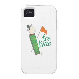Tee Time iPhone 4/4S Cover