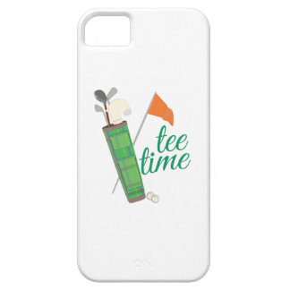 Tee Time Case For The iPhone 5