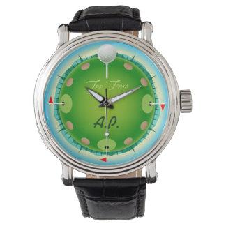 Tee Time Golf Watch