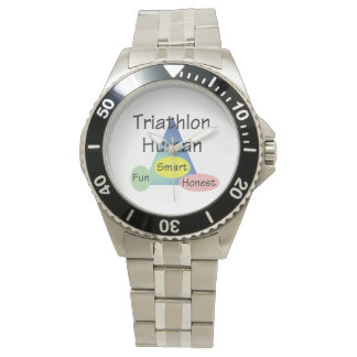 TEE Triathlon Human Wrist Watches