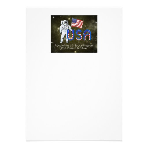 TEE U.S. Space Program Cards