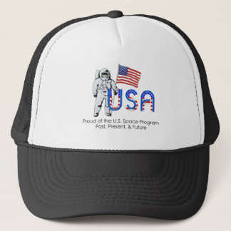 TEE U.S. Space Program Trucker Hat
