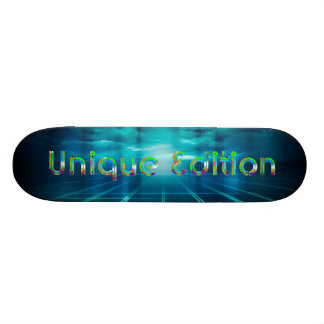 TEE Unique Edition Skateboard Decks