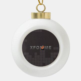 TEE XFox Me Ceramic Ball Decoration