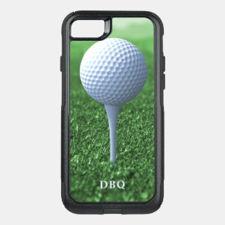 Teeing Off The Fairway OtterBox Commuter iPhone 8/7 Case