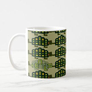 Teeming with Turtles Mug