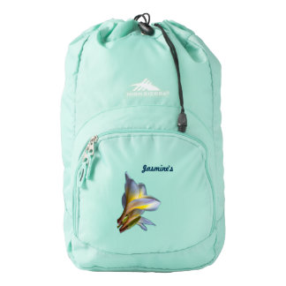 Teen Aqua Backpack