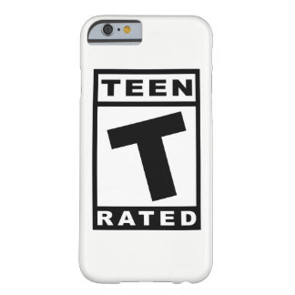 TEEN Rated Phone Case (customizable)