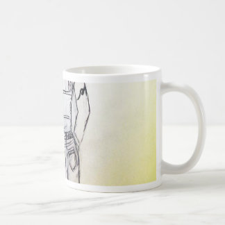 Teen Time Basic White Mug