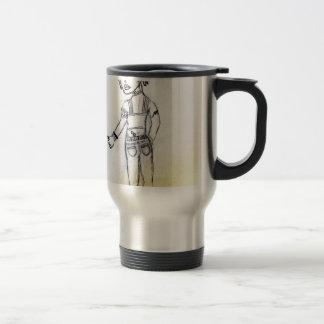 Teen Time Stainless Steel Travel Mug