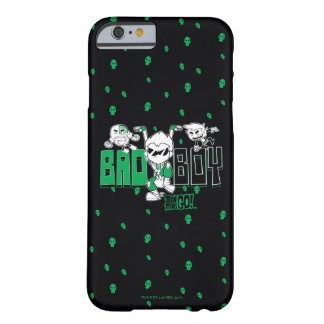 "Teen Titans Go! | ""Bad Boy"" Robin, Cyborg, & BB Barely There iPhone 6 Case"