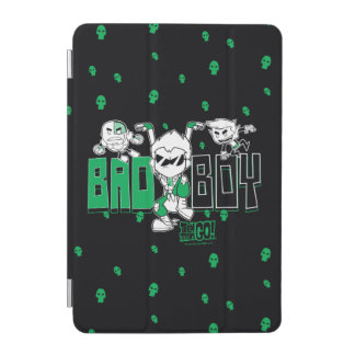 "Teen Titans Go! | ""Bad Boy"" Robin, Cyborg, & BB iPad Mini Cover"