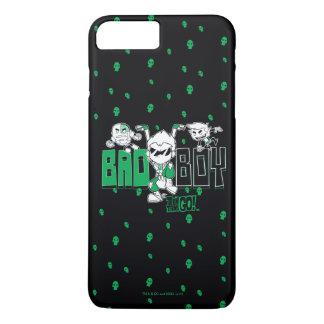 "Teen Titans Go! | ""Bad Boy"" Robin, Cyborg, & BB iPhone 8 Plus/7 Plus Case"