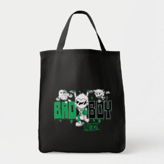 "Teen Titans Go! | ""Bad Boy"" Robin, Cyborg, & BB Tote Bag"
