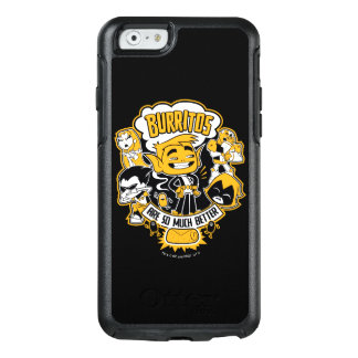 "Teen Titans Go! | Beast Boy ""Burritos Are Better"" OtterBox iPhone 6/6s Case"