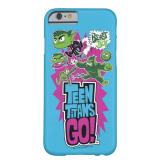 Teen Titans Go! | Beast Boy Shapeshifts Barely There iPhone 6 Case