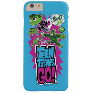 Teen Titans Go! | Beast Boy Shapeshifts Barely There iPhone 6 Plus Case