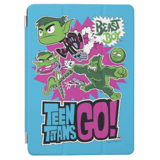 Teen Titans Go! | Beast Boy Shapeshifts iPad Air Cover
