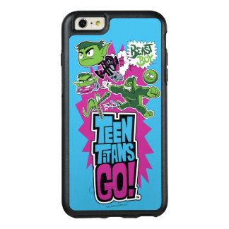 Teen Titans Go!   Beast Boy Shapeshifts OtterBox iPhone 6/6s Plus Case