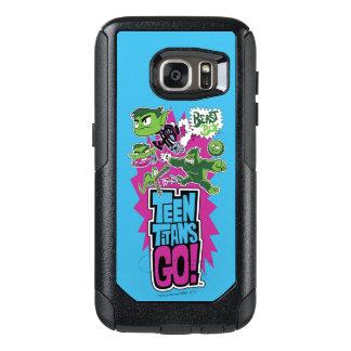 Teen Titans Go! | Beast Boy Shapeshifts OtterBox Samsung Galaxy S7 Case