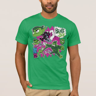 Teen Titans Go!   Beast Boy Shapeshifts T-Shirt