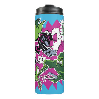 Teen Titans Go! | Beast Boy Shapeshifts Thermal Tumbler