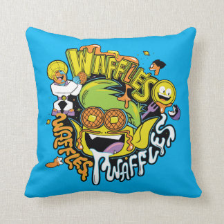 Teen Titans Go! | Beast Boy Waffles Cushion