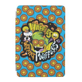 Teen Titans Go! | Beast Boy Waffles iPad Mini Cover