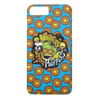 Teen Titans Go! | Beast Boy Waffles iPhone 8 Plus/7 Plus Case