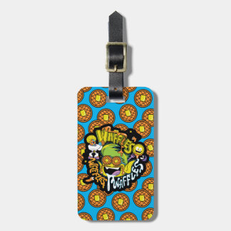Teen Titans Go! | Beast Boy Waffles Luggage Tag
