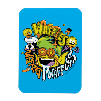 Teen Titans Go! | Beast Boy Waffles Magnet