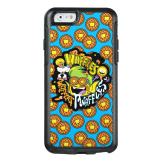 Teen Titans Go! | Beast Boy Waffles OtterBox iPhone 6/6s Case