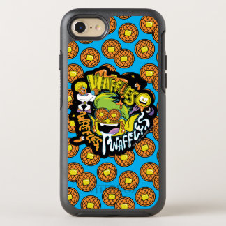 Teen Titans Go! | Beast Boy Waffles OtterBox Symmetry iPhone 8/7 Case