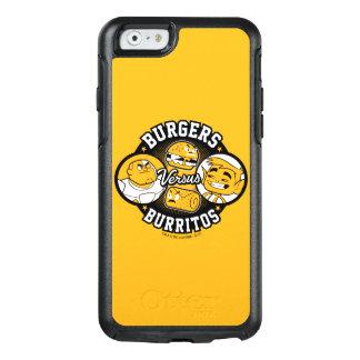 Teen Titans Go! | Burgers Versus Burritos OtterBox iPhone 6/6s Case