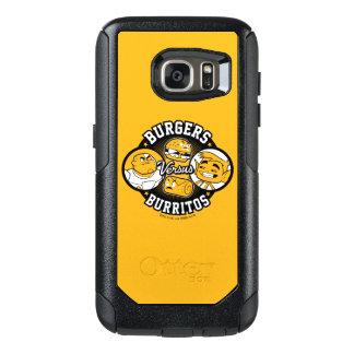 Teen Titans Go! | Burgers Versus Burritos OtterBox Samsung Galaxy S7 Case