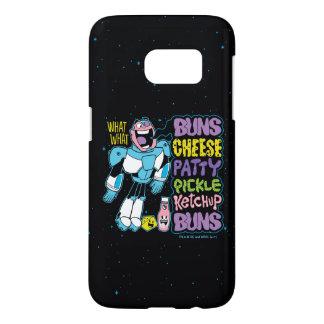 Teen Titans Go! | Cyborg Burger Rap