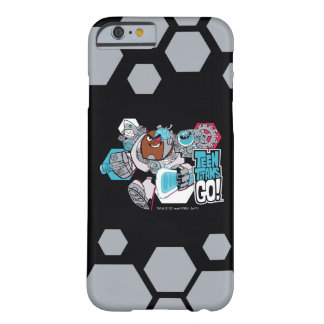 Teen Titans Go! | Cyborg's Arsenal Graphic Barely There iPhone 6 Case