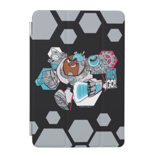 Teen Titans Go! | Cyborg's Arsenal Graphic iPad Mini Cover