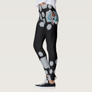 Teen Titans Go! | Cyborg's Arsenal Graphic Leggings