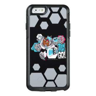 Teen Titans Go! | Cyborg's Arsenal Graphic OtterBox iPhone 6/6s Case