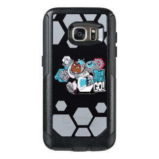 Teen Titans Go! | Cyborg's Arsenal Graphic OtterBox Samsung Galaxy S7 Case