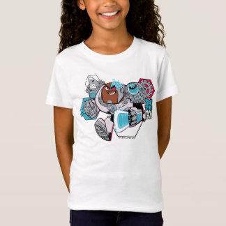 Teen Titans Go! | Cyborg's Arsenal Graphic T-Shirt