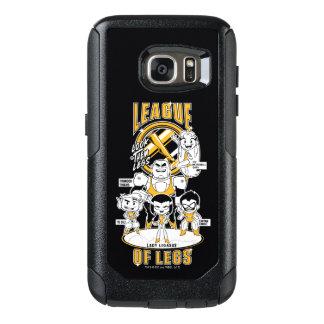Teen Titans Go! | League of Legs OtterBox Samsung Galaxy S7 Case