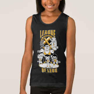 Teen Titans Go! | League of Legs Tank Top