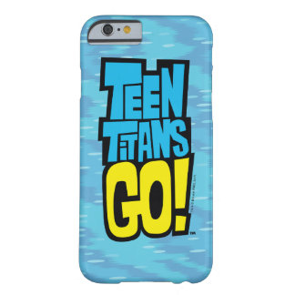 Teen Titans Go! | Logo Barely There iPhone 6 Case