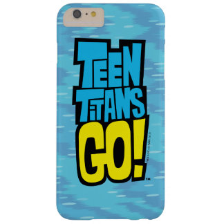 Teen Titans Go! | Logo Barely There iPhone 6 Plus Case