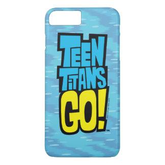 Teen Titans Go! | Logo iPhone 8 Plus/7 Plus Case