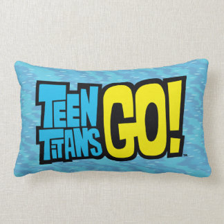 Teen Titans Go! | Logo Lumbar Cushion