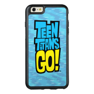 Teen Titans Go! | Logo OtterBox iPhone 6/6s Plus Case