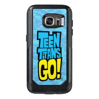 Teen Titans Go! | Logo OtterBox Samsung Galaxy S7 Case